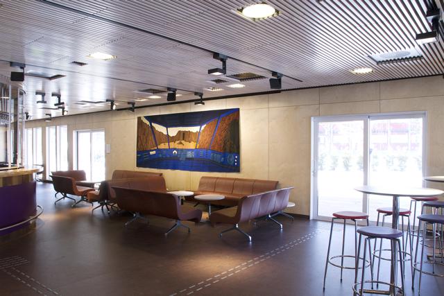 The Blue Control Room Jørstadmoen1