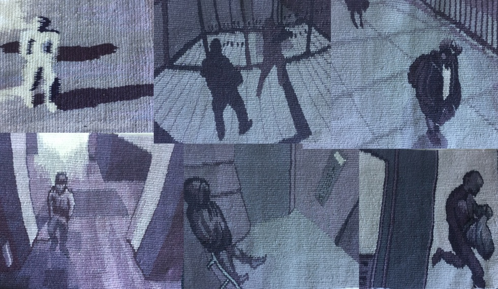 Tapestry of surveillance images
